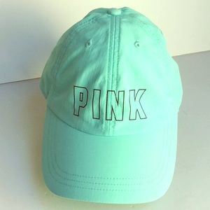 Pink Victoria secret hat like new